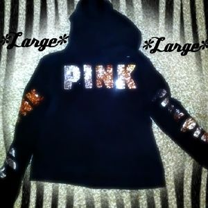 Vs Black Bling Jacket